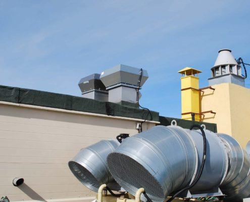 вентиляция для больших зданий