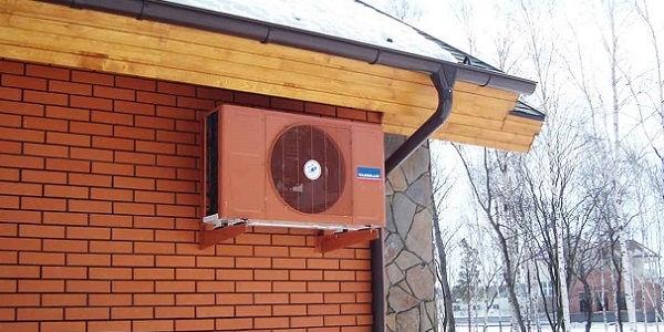 вентиляция загородного дома